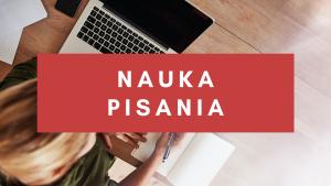 Read more about the article Czy pisania da się nauczyć?